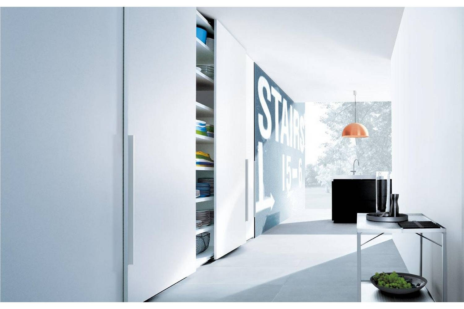 Club Wardrobe by CR&S Poliform for Poliform