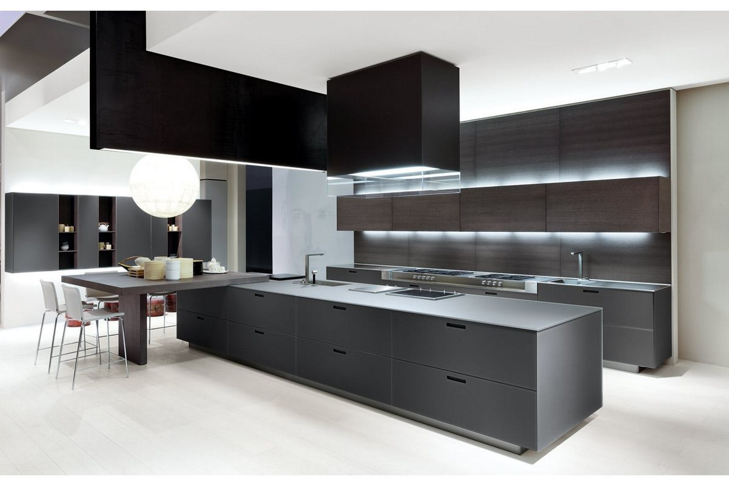 Kyton kitchen by r d varenna for poliform poliform australia for Cuisine originale
