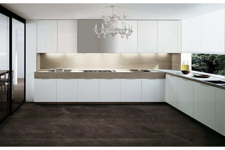 ... Matrix Kitchen By Ru0026D Varenna For Poliform ...