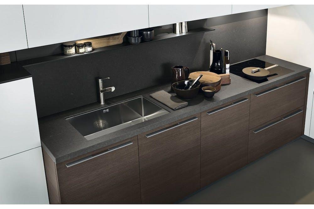 my planet kitchen by r d varenna for poliform poliform. Black Bedroom Furniture Sets. Home Design Ideas
