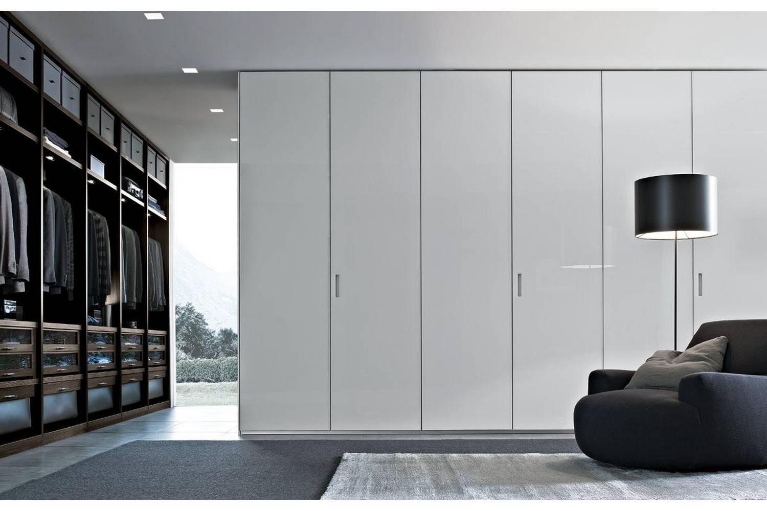 Ocean Wardrobe by CR&S Poliform for Poliform