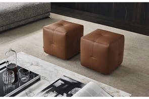 Onda Ottoman by Paolo Piva for Poliform