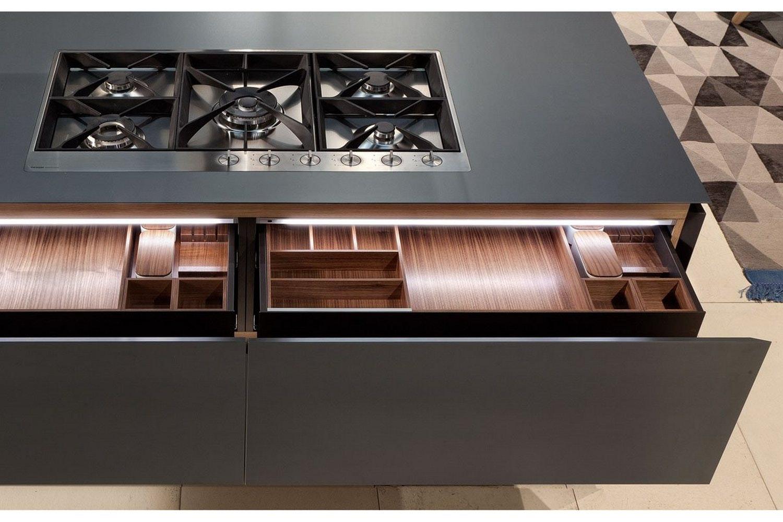 ... Artex Kitchen By Ru0026D Varenna For Poliform ...
