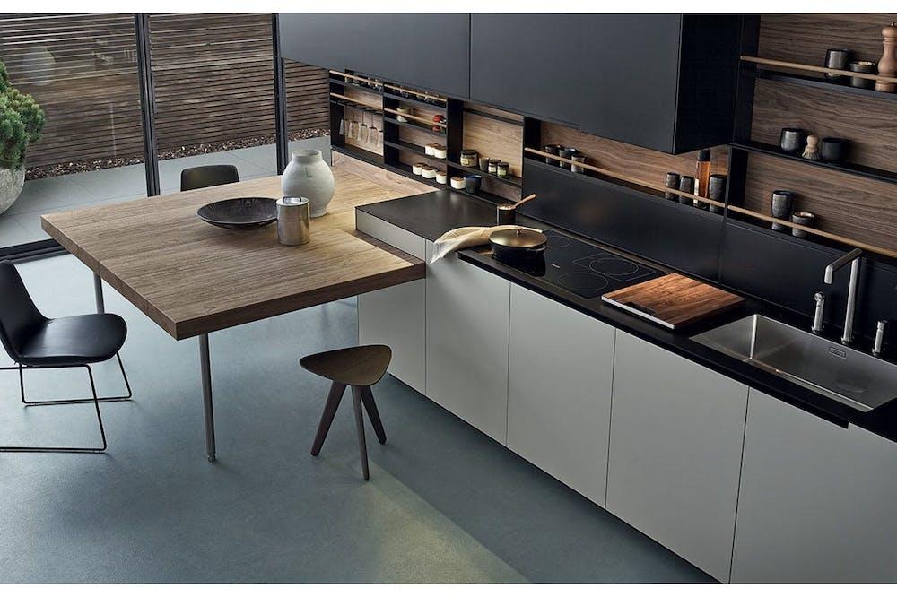 Phoenix Kitchen by R&D Varenna for Poliform | Poliform Australia