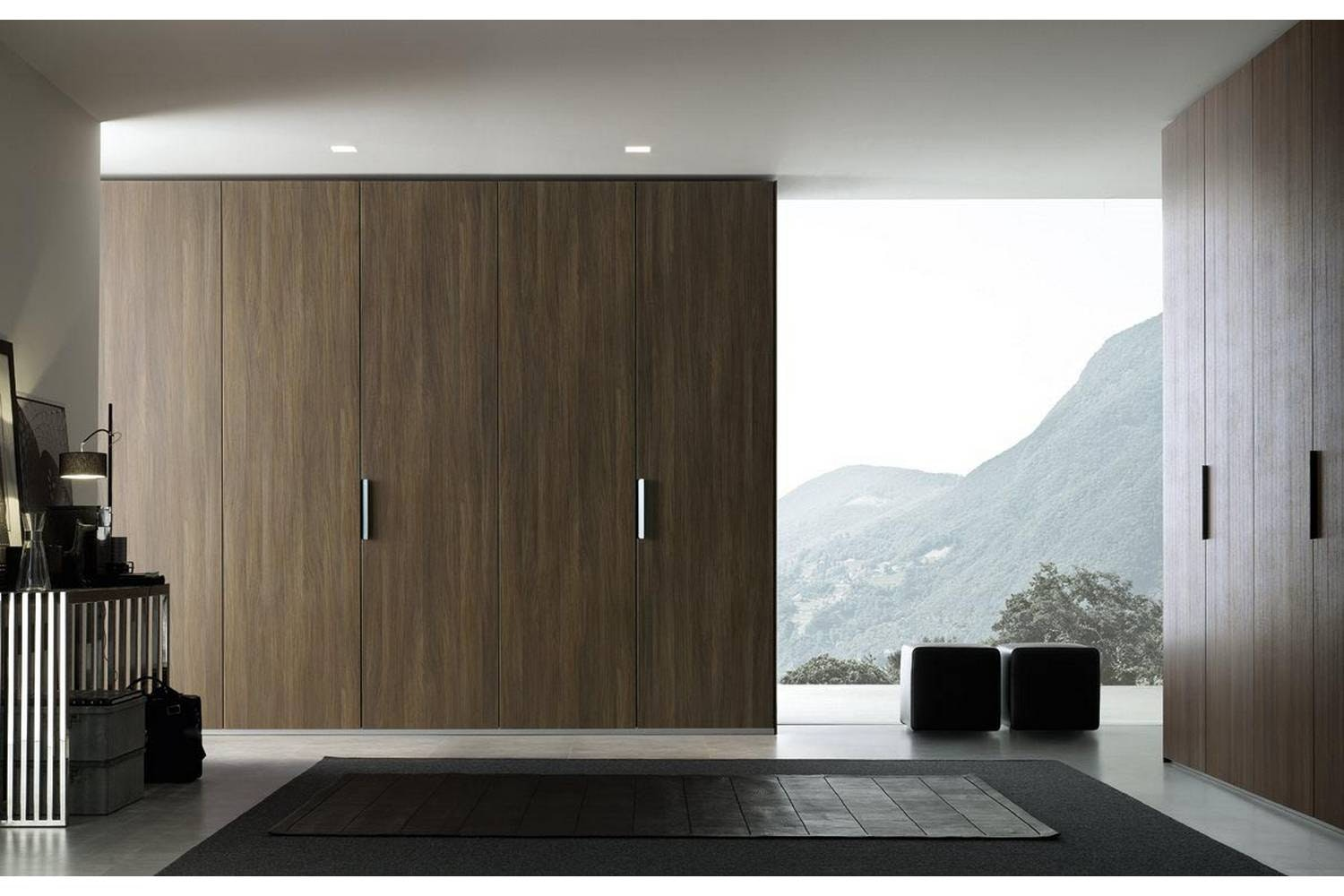 Sand Wardrobe by CR&S Poliform for Poliform