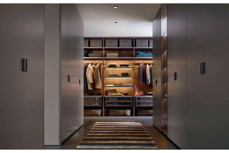 Senzafine Walk In Closet By Cr Amp S Poliform For Poliform