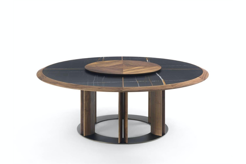 Thayl Table by Gabriele and Oscar Buratti for Porada