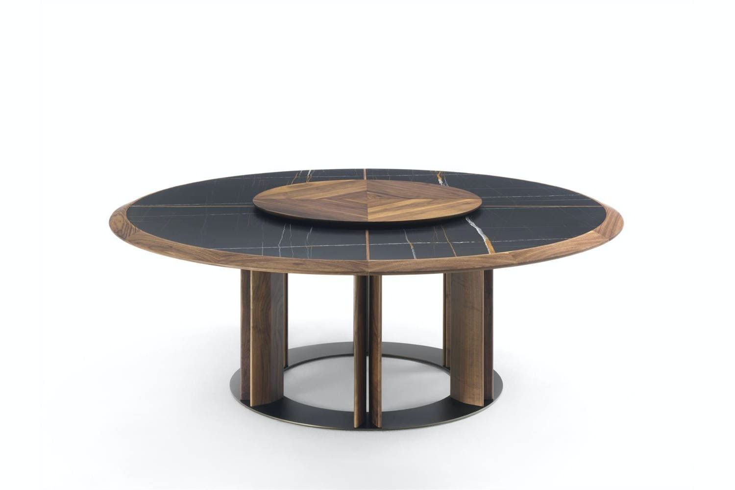 Thayl Table by Gabriele and Oscar Buratti for Porada