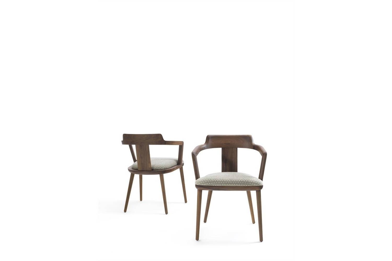 Tilly Chair by C. Ballabio for Porada