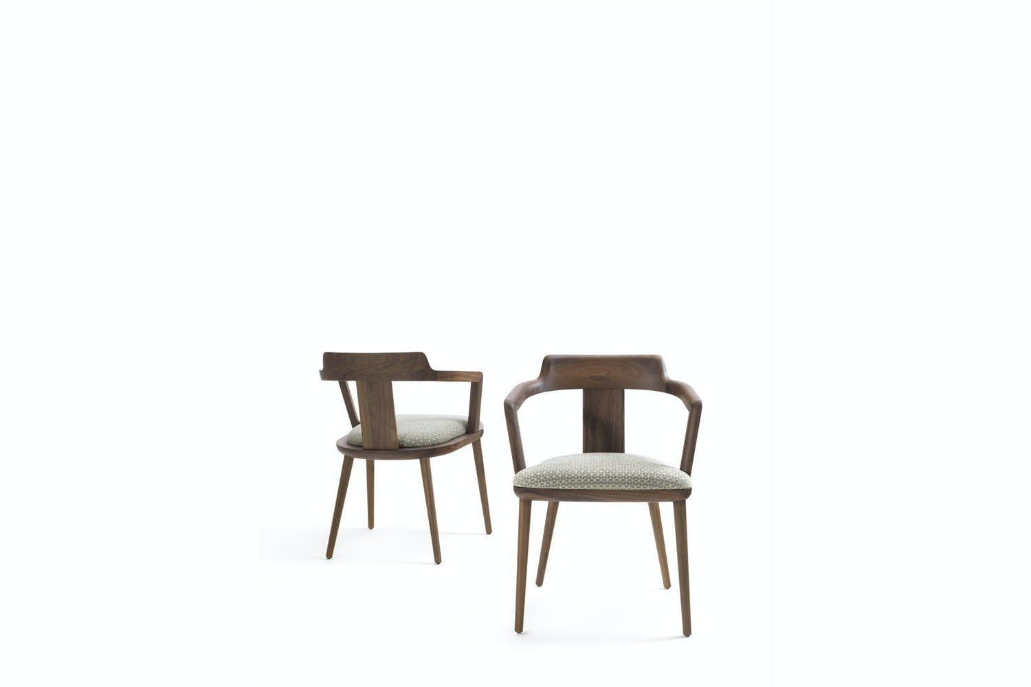 Tilly Chair by C. Ballabio for Porada