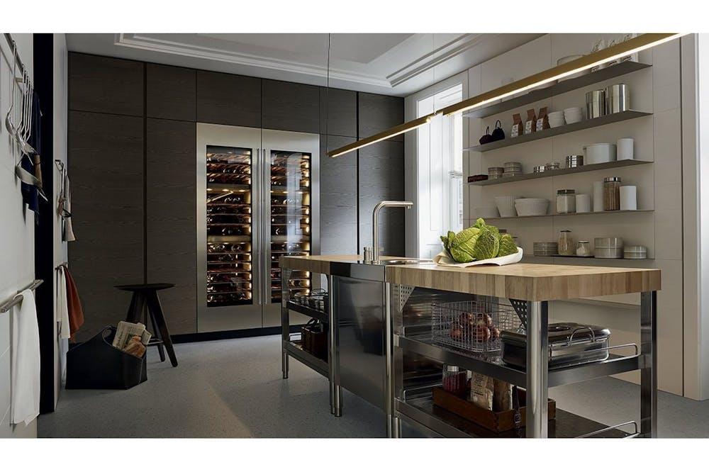 Contemporary Kitchen Designs Trail Poliform Australia