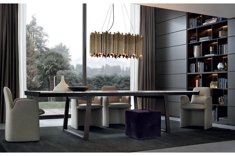 Wall System Bookcase by CR&S Poliform for Poliform | Poliform Australia