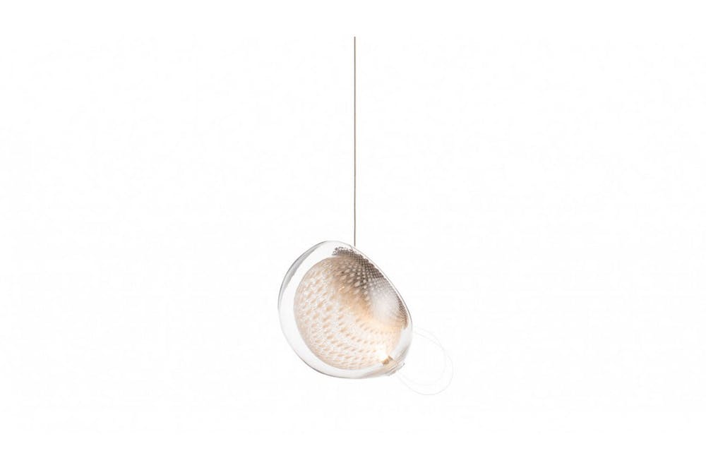 76.1 Suspension Lamp by Omer Arbel for Bocci