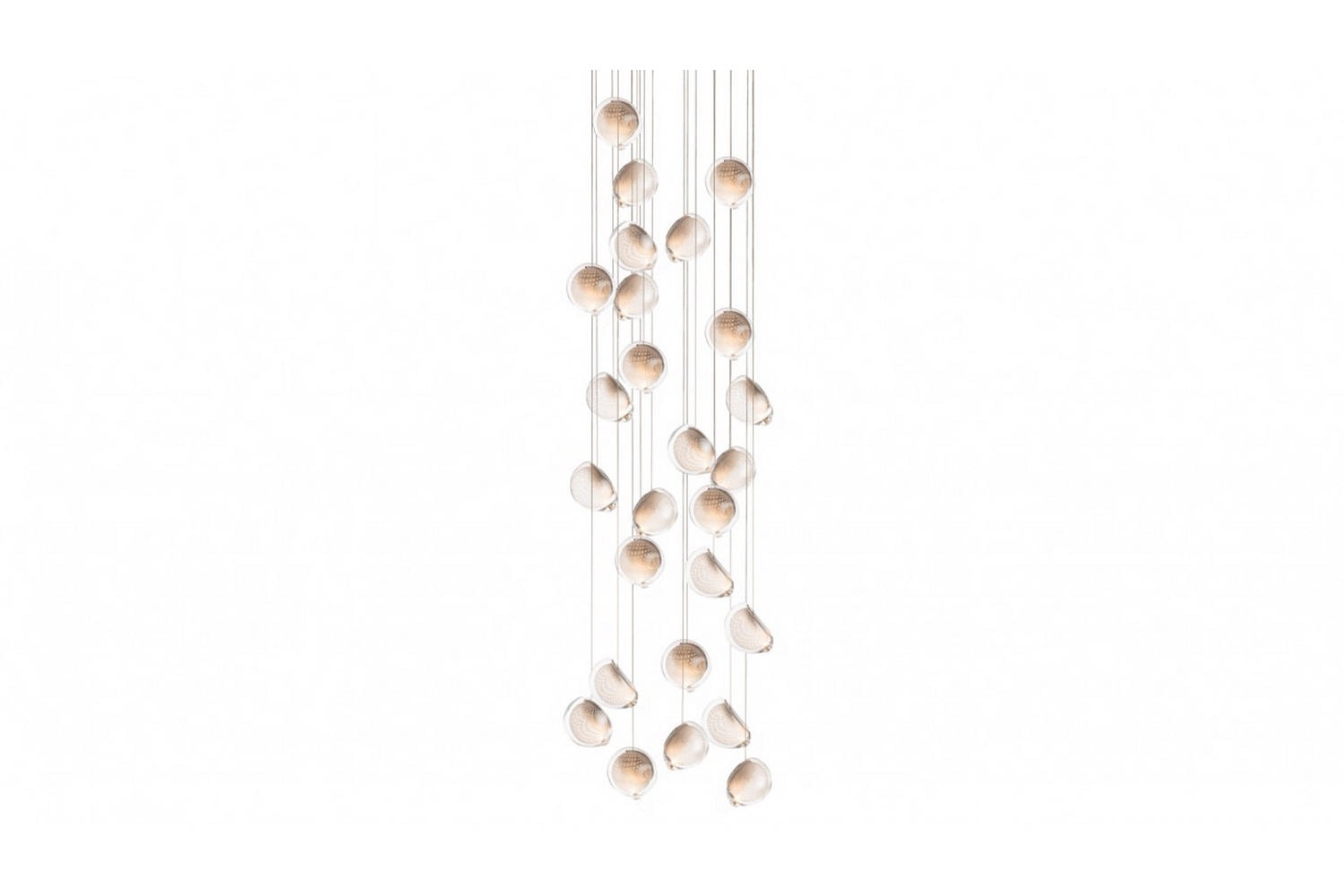 76.26 Suspension Lamp by Omer Arbel for Bocci