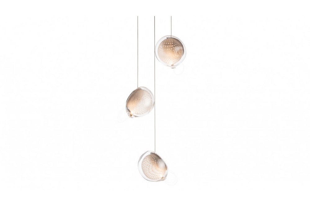 76.3 Suspension Lamp by Omer Arbel for Bocci