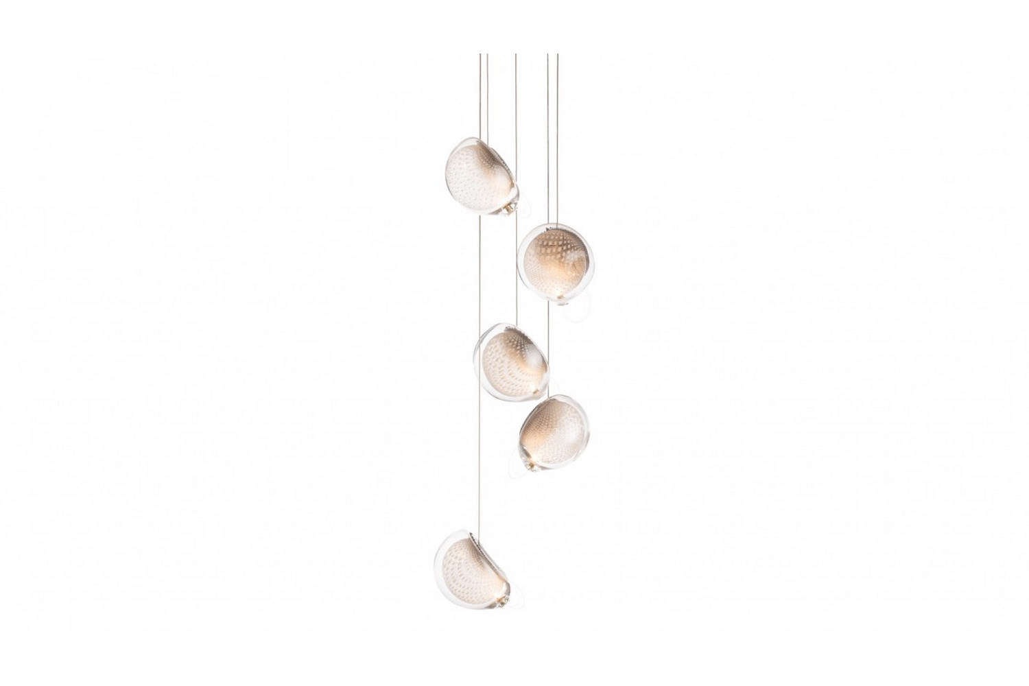 76.5 Suspension Lamp by Omer Arbel for Bocci