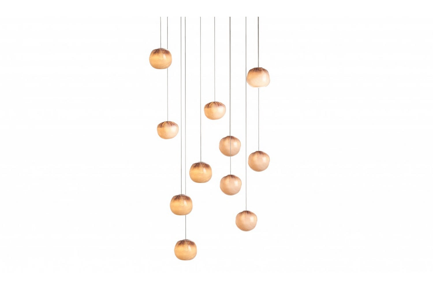 84.11 Suspension Lamp by Omer Arbel for Bocci