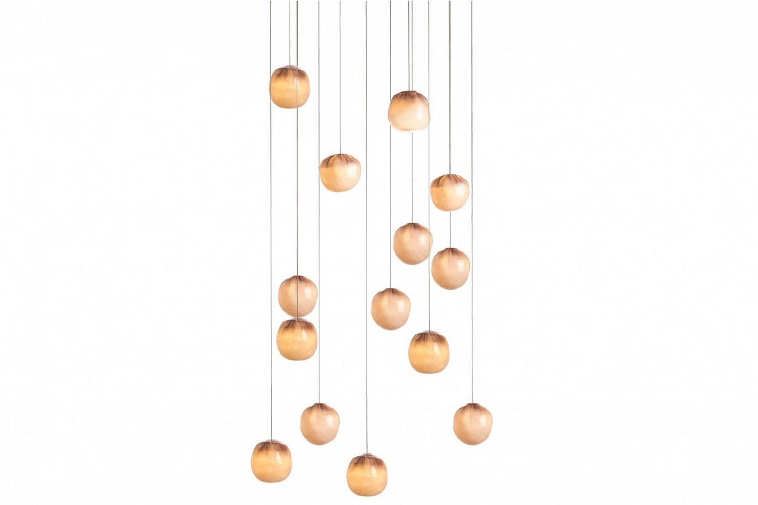 84.14 Suspension Lamp by Omer Arbel for Bocci