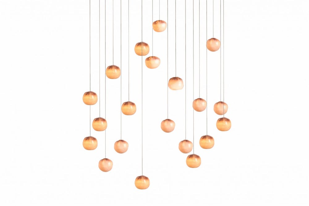 84.20 Suspension Lamp by Omer Arbel for Bocci