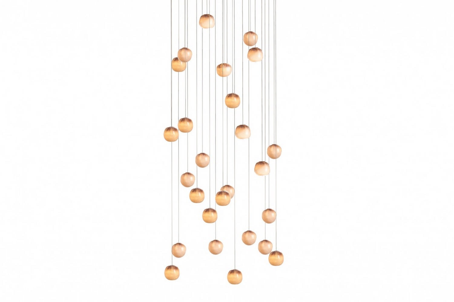 84.26 Suspension Lamp by Omer Arbel for Bocci