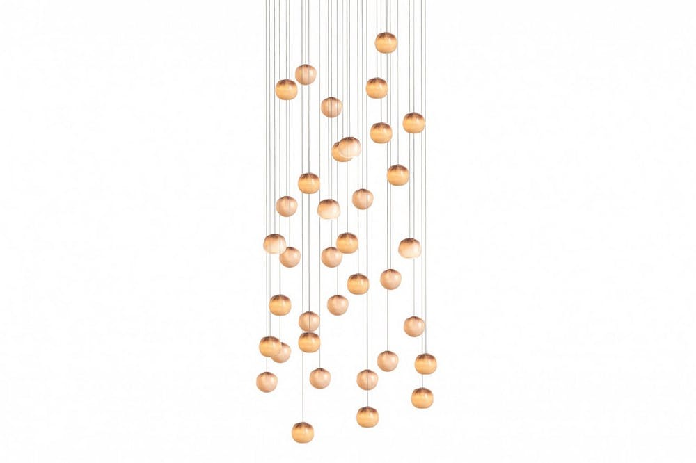 84.36 Suspension Lamp by Omer Arbel for Bocci