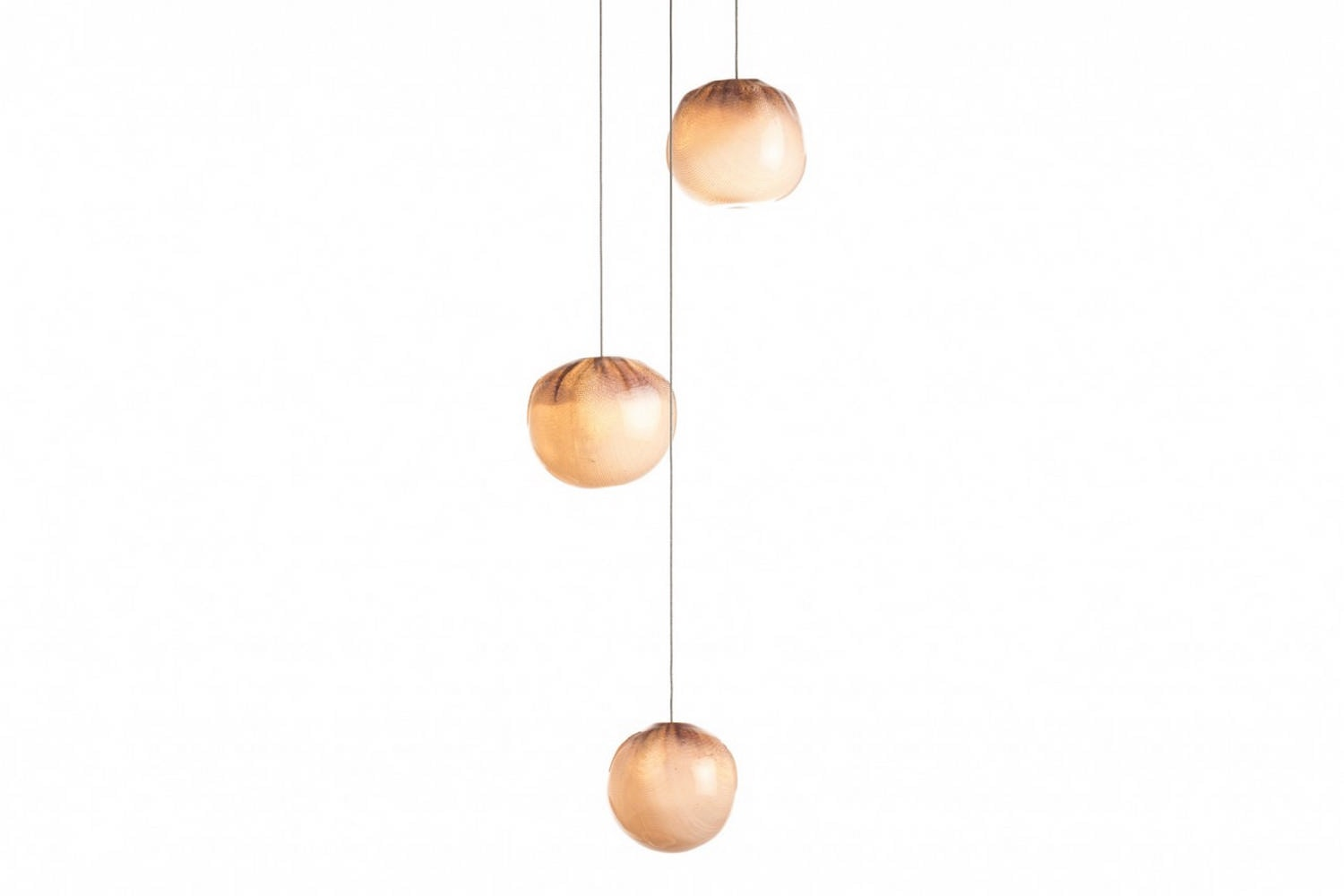 84.3 Suspension Lamp by Omer Arbel for Bocci