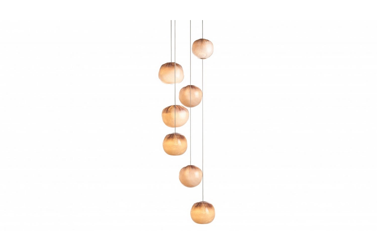 84.7 Suspension Lamp by Omer Arbel for Bocci