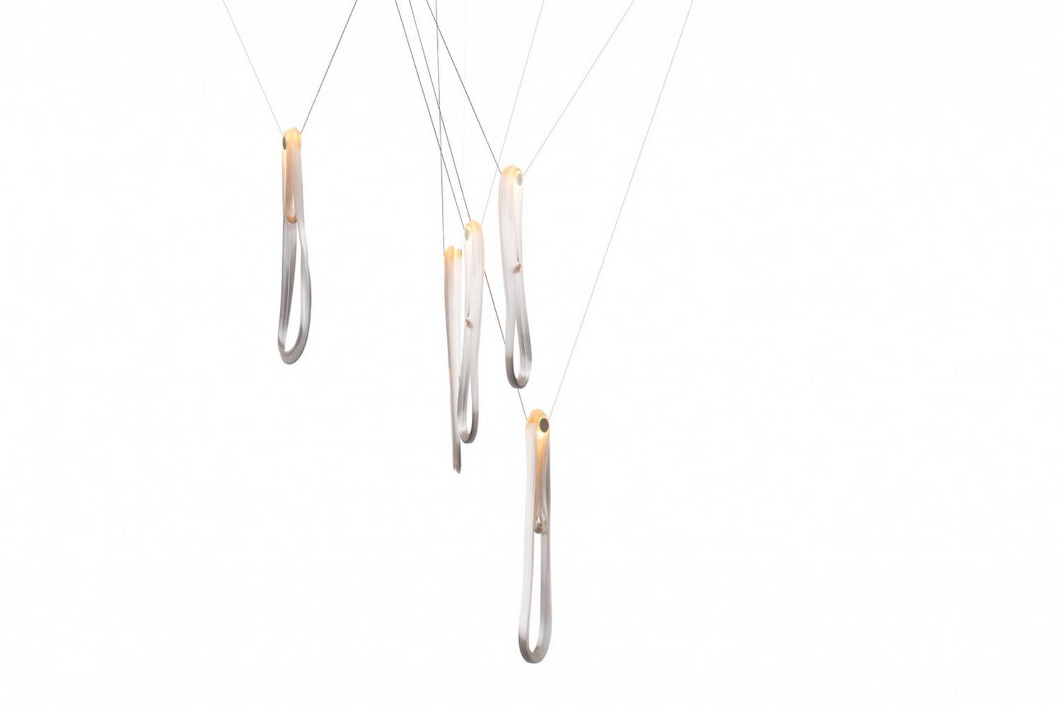 87.5 Suspension Lamp by Omer Arbel for Bocci