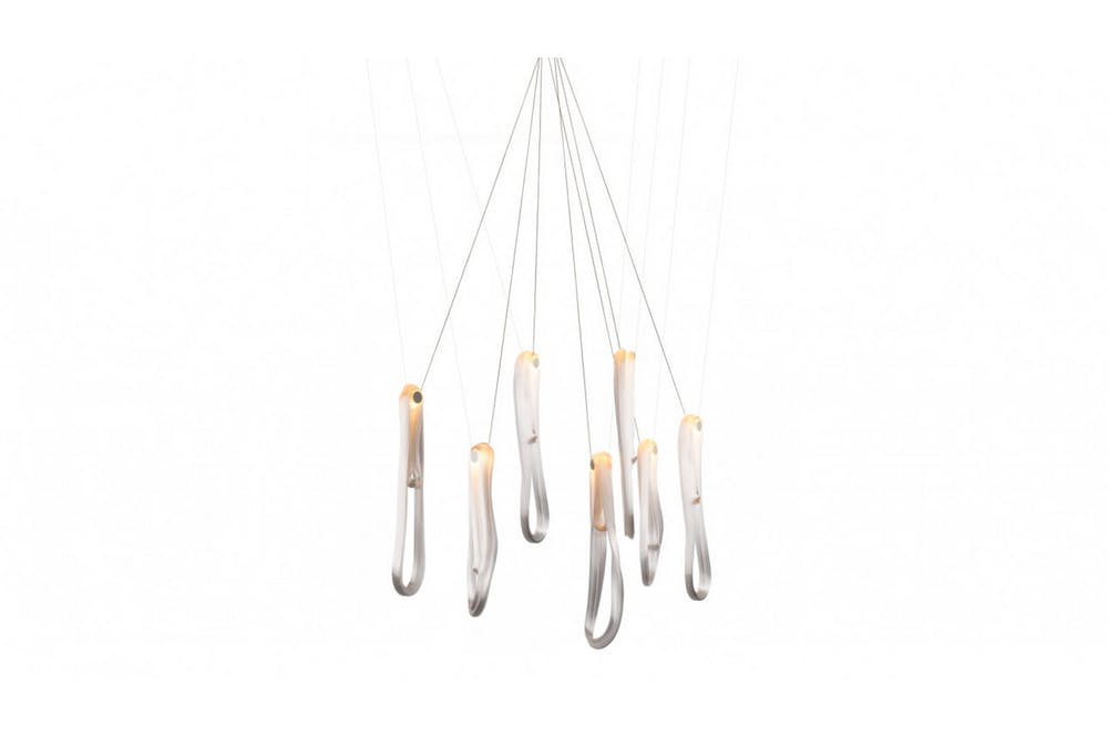 87.7 Suspension Lamp by Omer Arbel for Bocci