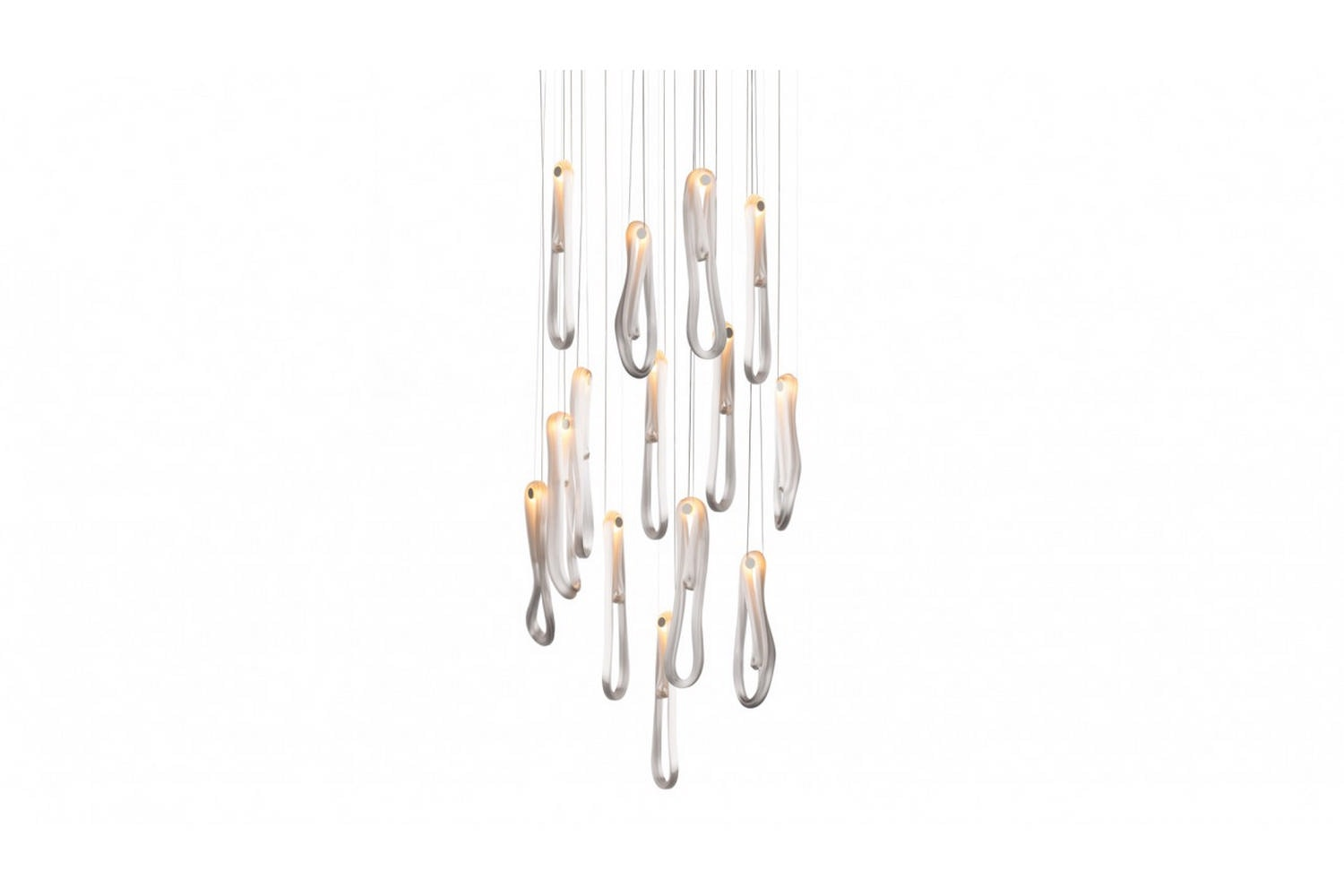 87.14 Suspension Lamp by Omer Arbel for Bocci