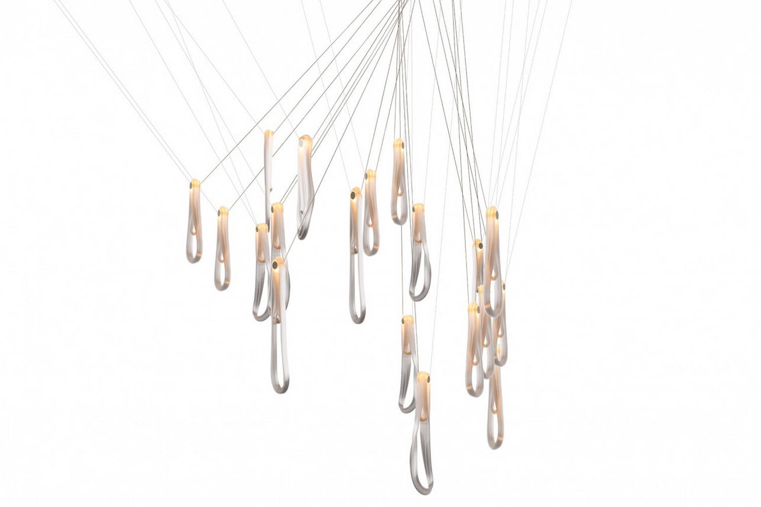 87.19 Suspension Lamp by Omer Arbel for Bocci