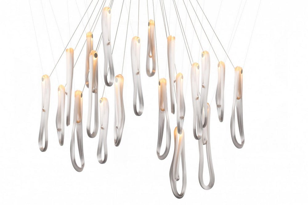 87.20 Suspension Lamp by Omer Arbel for Bocci