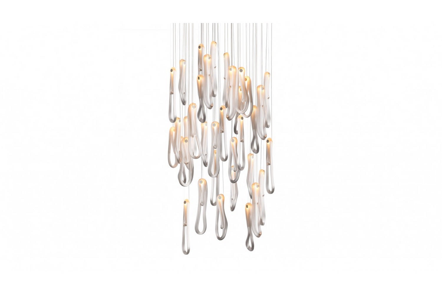 87.36 Suspension Lamp by Omer Arbel for Bocci