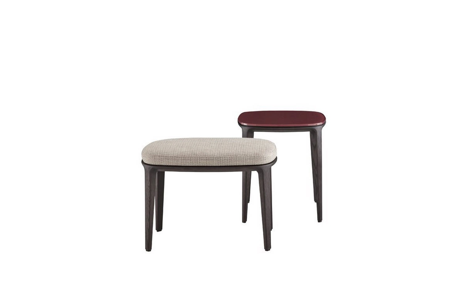 Henry Ottoman by Emmanuel Gallina for Poliform