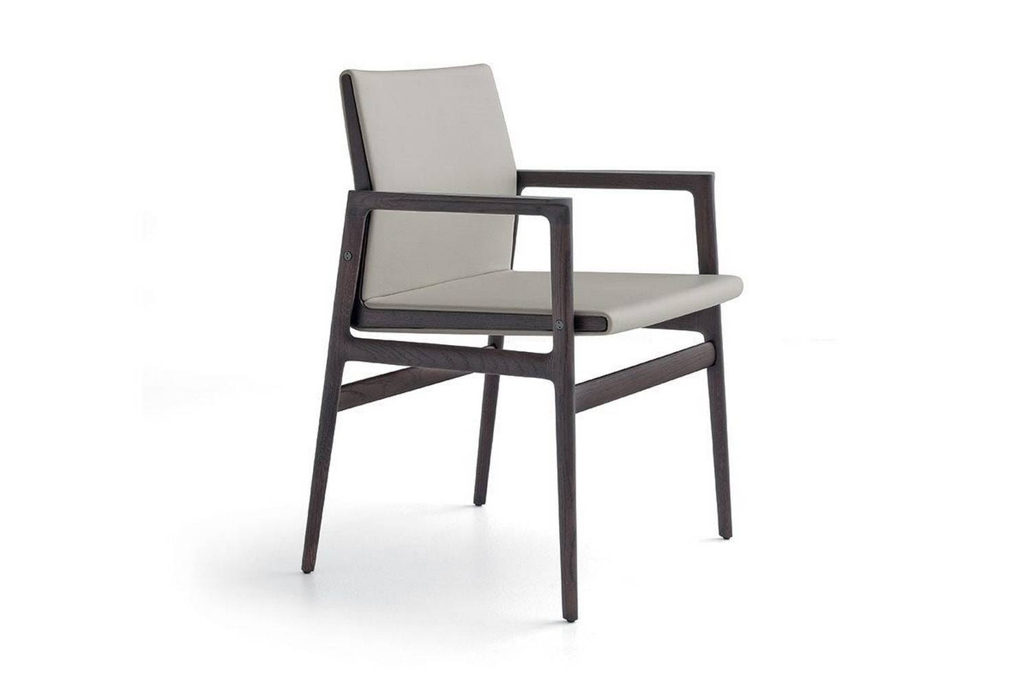 Ipanema Chair with Arms by J. M. Massaud for Poliform