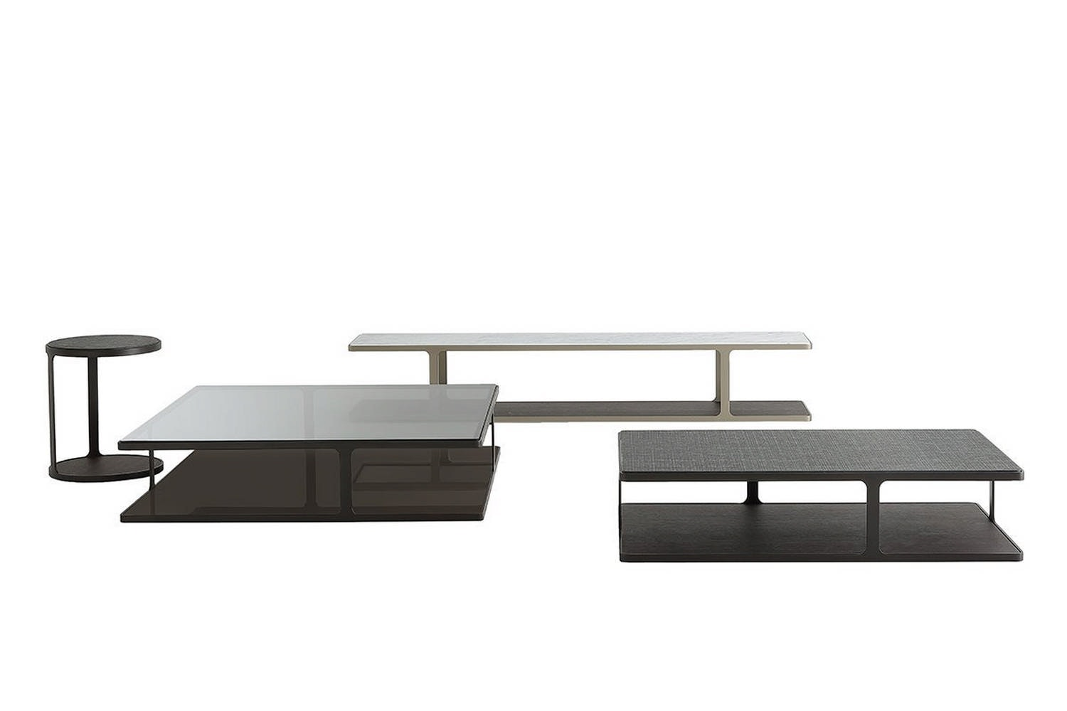 Creek Coffee Table by J.M Massaud for Poliform