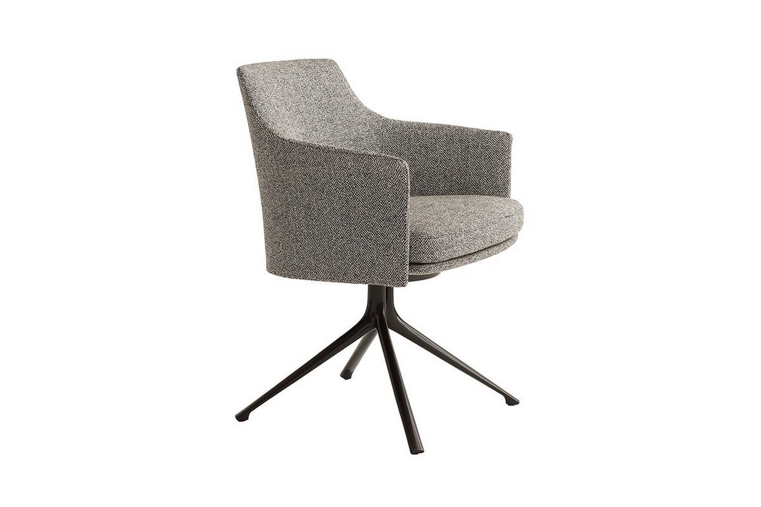 Stanford Bridge Chair by Jean-Marie Massaud for Poliform