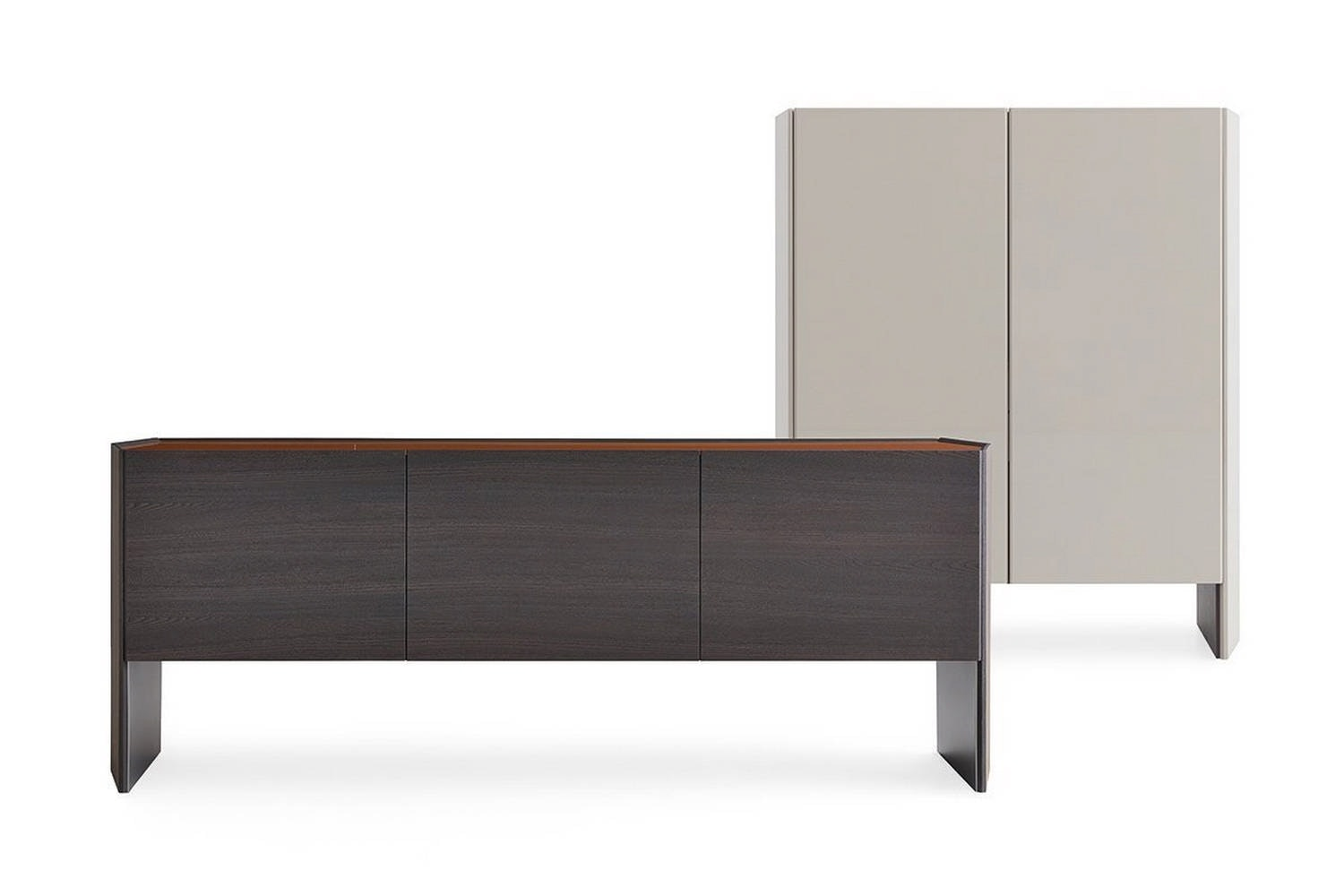 Gio High Sideboard by Rodolfo Dordoni for Poliform