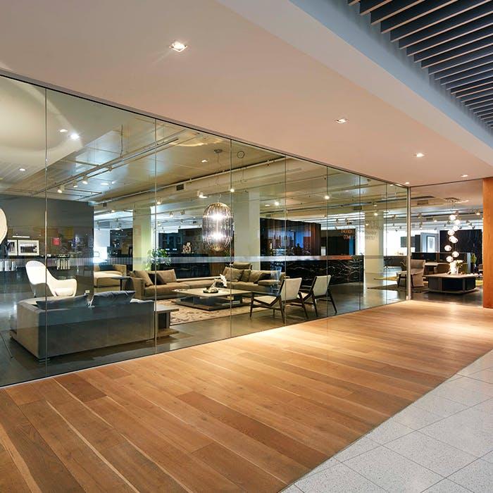 New look sydney poliform showroom poliform australia - Poliform showroom ...