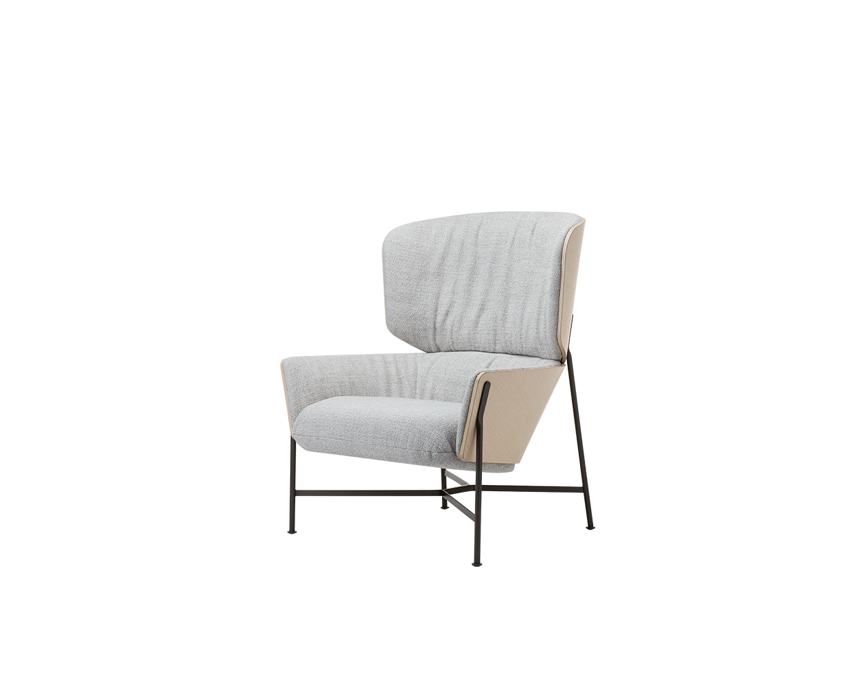 Caristo Armchair High Back By Tim Rundle Sp01 Design
