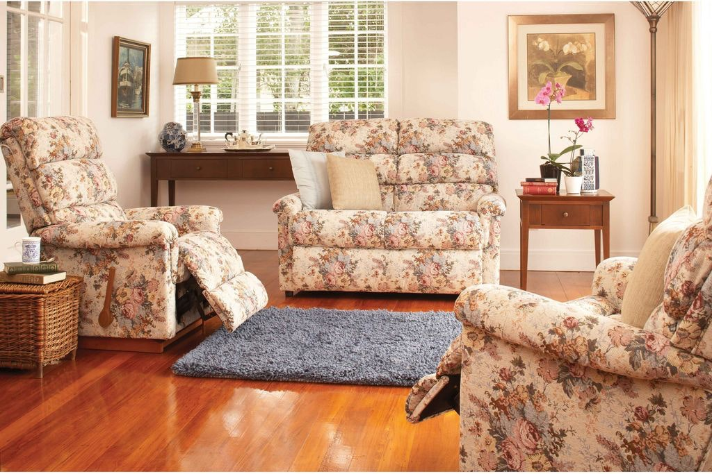 Cascade 3-Piece La-Z-Boy Recliner Lounge Suite