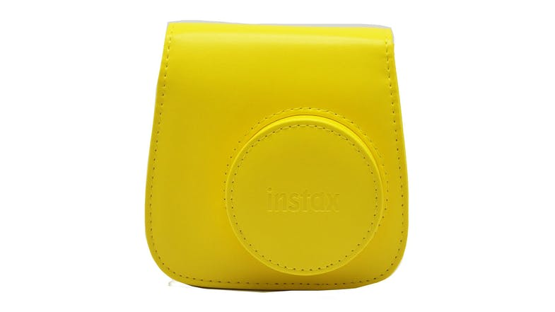 Instax Mini 9 Case - Yellow