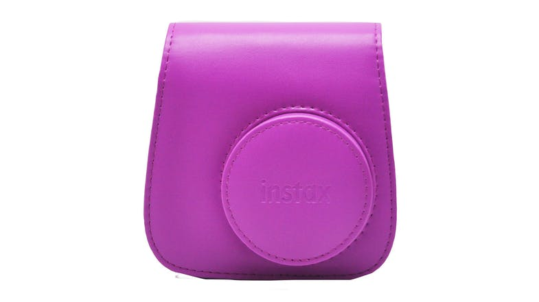 Instax Mini 9 Case - Purple