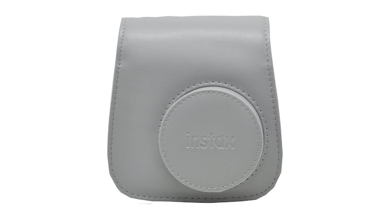 Instax Mini 9 Case - Smokey White