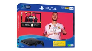 PlayStation 4 1TB FIFA 20 Bundle (G)