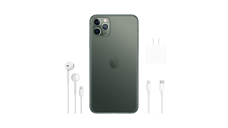 iPhone 11 Pro Max 256GB on Spark , Midnight Green
