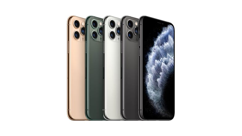 iPhone 11 Pro Max 256GB on Spark - Midnight Green