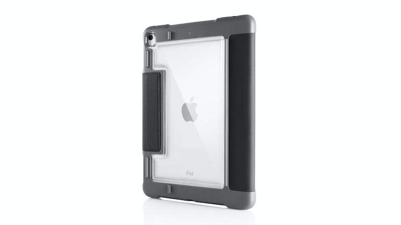 STM Dux+ Duo for iPad 7th/8th Gen - Black