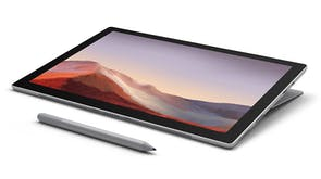 Surface Pro 7 i7 256GB - Platinum