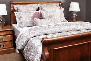 Fairhaven Duvet Cover Set by Central Thread